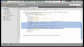 JSP + Servlets + EJB: Java EE 6 & GlassFish 3 using NetBeans 6.9 (Part 1 of 5)