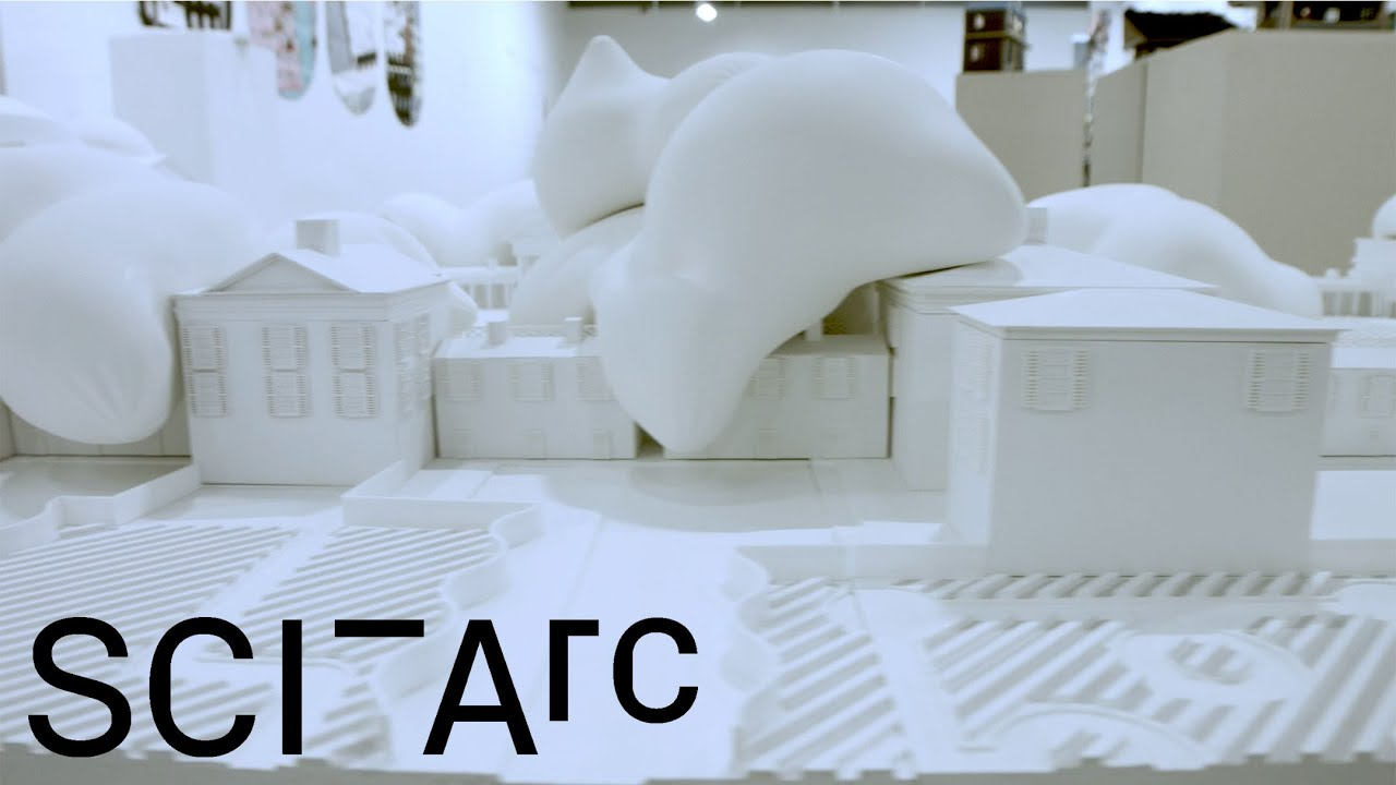 SCI-Arc Selected Graduate Thesis Exhibition 2019