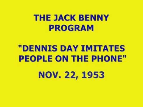 THE JACK BENNY PROGRAM --