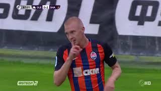Гол! Виктор Коваленко, 88 мин., Шахтёр