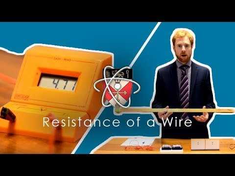 Resistance of a Wire - GCSE Science Required Practical