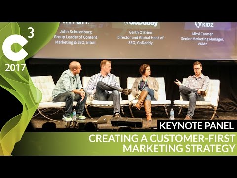 Customer First Marketing Strategy | C3 2017