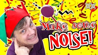 New Years flip-drum noisemaker | 5th annual WWMM New Years noisemaker Thumbnail
