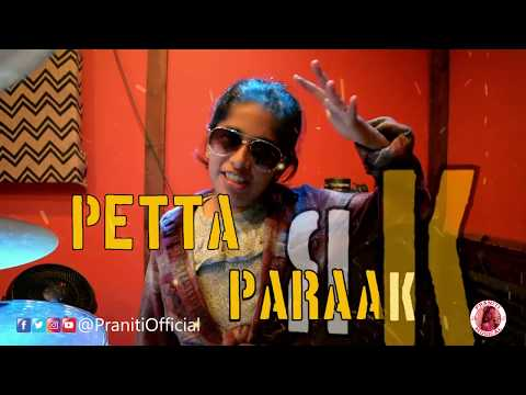 Praniti | Petta Mashup | Superstar Rajinikanth | Anirudh | Malik Streams | Sun Pictures
