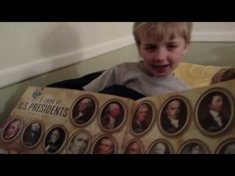 Naming the Presidents!