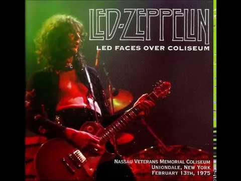 LED ZEPPELIN ST VALENTINE MASSACRE 1975/02/13