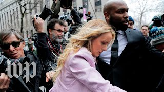 The Stormy Daniels payment: A timeline