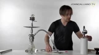JohnCalliano.TV / 107 / Самые необычные аксессуары для кальяна