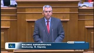 03 Σεπτεμβρίου 2014 - Ομιλία στη Βουλή για το Συμβούλιο Εθνικής Πολιτικής για την Παιδεία