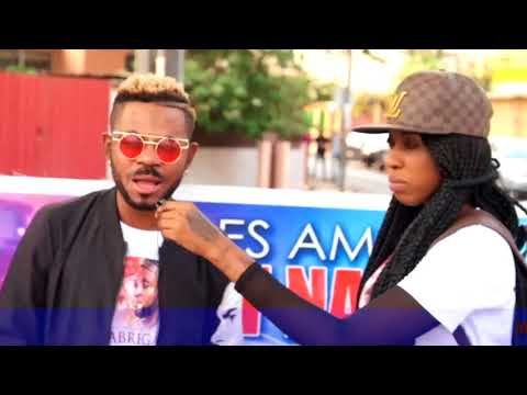 Ambiance yaba danseues ya Fabrigas na Vila Alice ( Angola) avant interview ya But Na Filet.