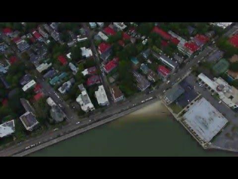 Denison Charleston At Ashley Marina [Drone]