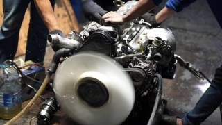 4M40 Injector Pump Timing Marks