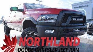 Walk Around 2017 Ram 2500 Power Wagon | Northland Dodge | Auto Dealership in Prince George BC