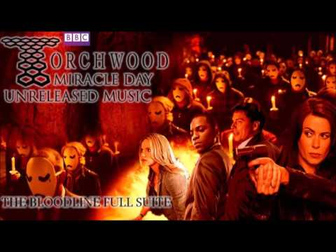 Torchwood Miracle Day: Unreleased Music - The Bloodline Full Suite