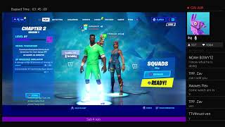 Minty pickaxe giveaway Fortnite  live stream chapter 2 AT 1.4k #Grow