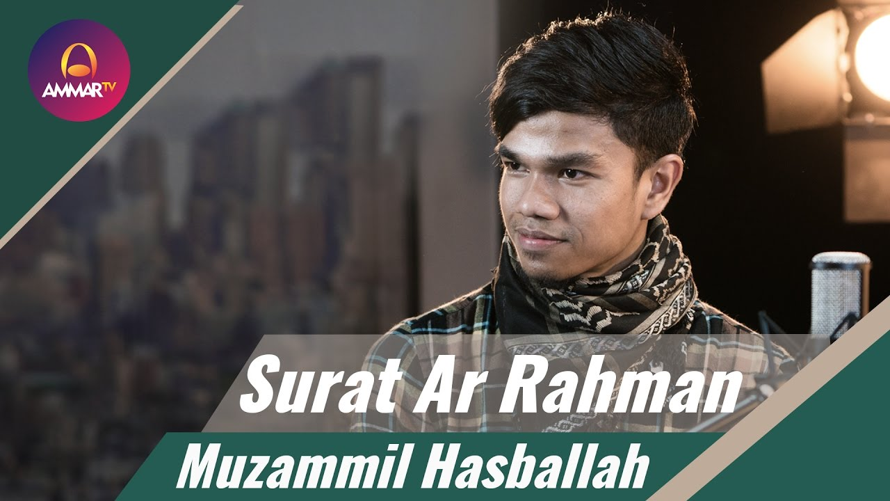 Muzammil Hasballah Mp3 Quran