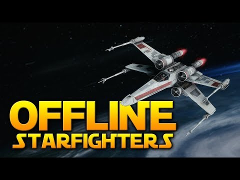 OFFLINE STARFIGHTERS (News & Datamining) - Star Wars Battlefront 2