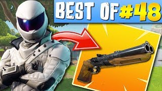 LE POMPE DOUBLE, TROP FORT ? 😱, MICKALOW SE FAIL 😂► BEST OF FORTNITE FRANCE #48