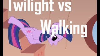 Game | Twilight vs Walking My Little Pony QWOP | Twilight vs Walking My Little Pony QWOP