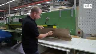 Sedus Furnierverarbeitung - Veneer Working
