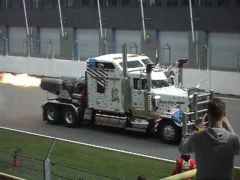 Automaxx - Jettruck 12000 pk/bhp! (TT Circuit Assen, 1 April 2012)