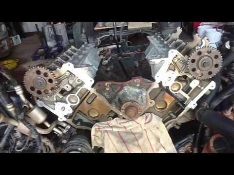 2014 F550 V10 ENGINE ASSEMBLY.....AGAIN!
