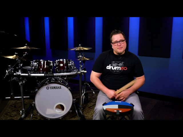 Nine Stroke Roll - Drum Rudiment Lesson (Drumeo)