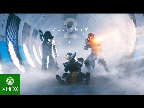 Destiny 2  - Official Live Action Trailer - New Legends Will
