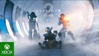Destiny 2  - Official Live Action Trailer - New Legends Will Rise