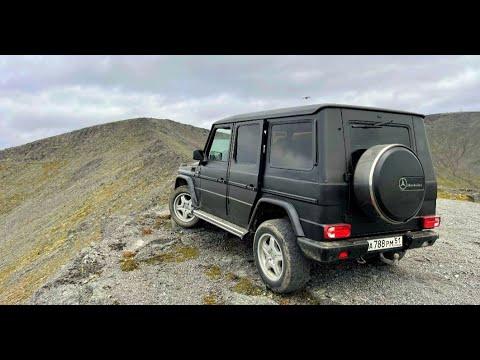 Заедет ли сюда ЗИЛ-157 и для чего? Mercedes G-Class за 505к