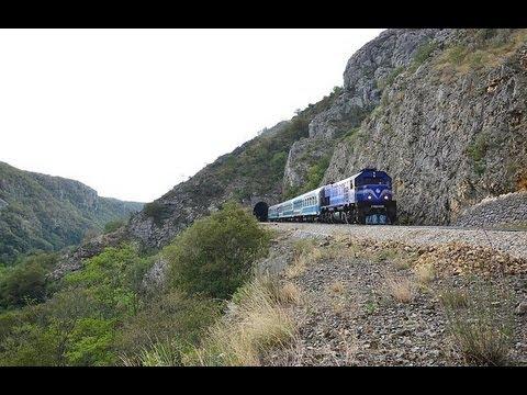 """PTG HZ tour 2012 - GM thrash including Dusan """"Maximum Power!"""" and loco failure"""
