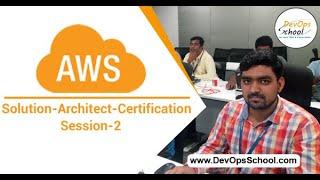 AWS Solution Architect Certification Tutorials EC2 (Session-2) — By DevOpsSchool