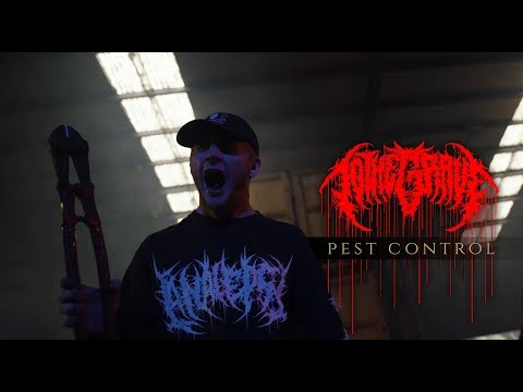 """to-the-grave---""""pest-control""""-(official-music-video)"""