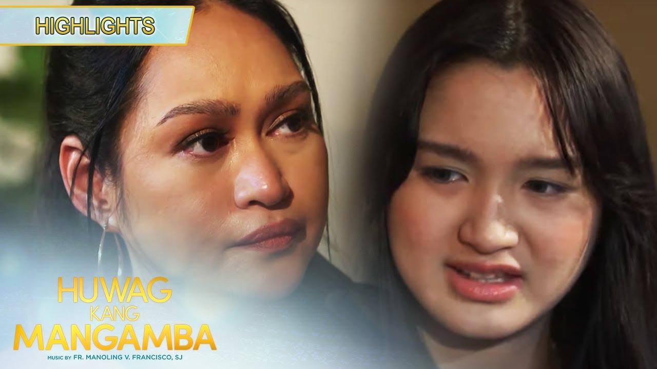 Sofia finds fault in Agathas shortcomings  Huwag Kang Mangamba