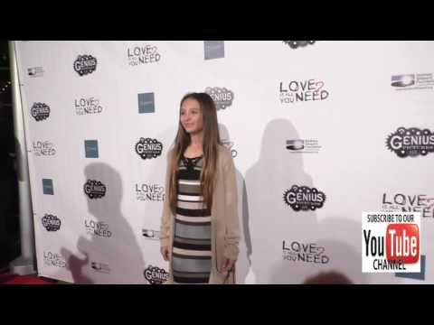 Elyse Cole at the Premiere Of Love Is All You Need at the ArcLight Theatre in Hollywood
