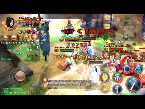 Age of wushu dynasty- an unfair faction war