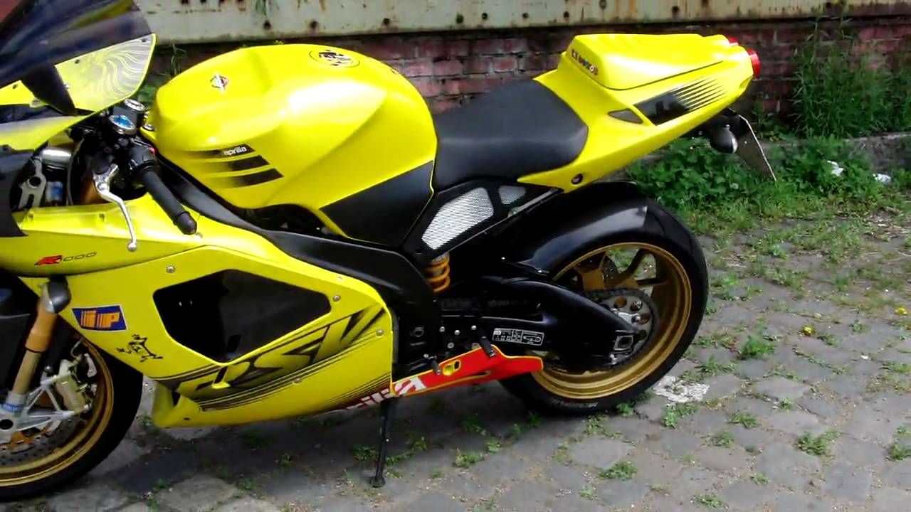 2003 Aprilia Rsv Mille 1000 R  Factory  Mint Immaculate