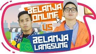 Download Video BELANJA ONLINE vs BELANJA LANGSUNG [ Rap Battle ] MP3 3GP MP4