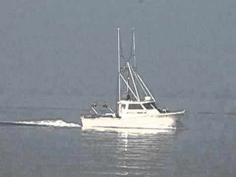 Ultimate Farallon 27 Commercial Salmon Boat