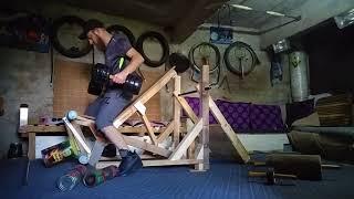 Primitive Fitness House