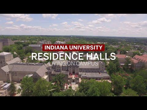 IU Residential Halls—Living On Campus