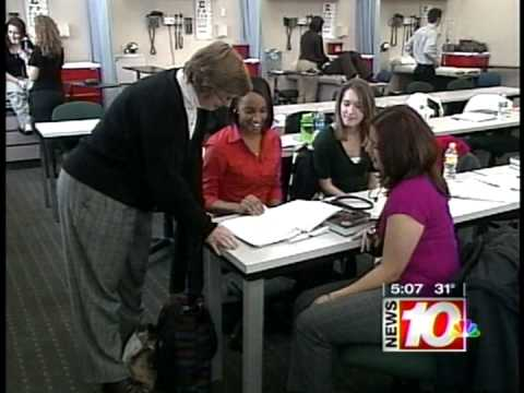 RIT on TV News: RGHS Alliance (Ch. 10 at 5pm)