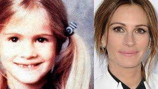 Джулия Робертс от рождения до 49 лет