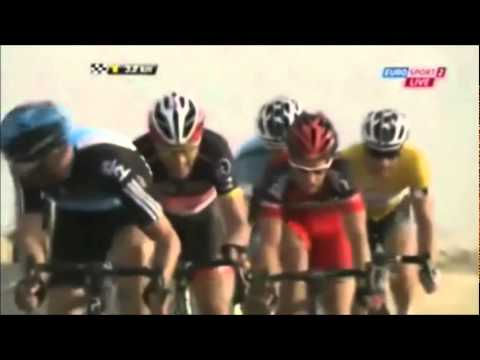 Tour of Qatar stage 4 The Final KM