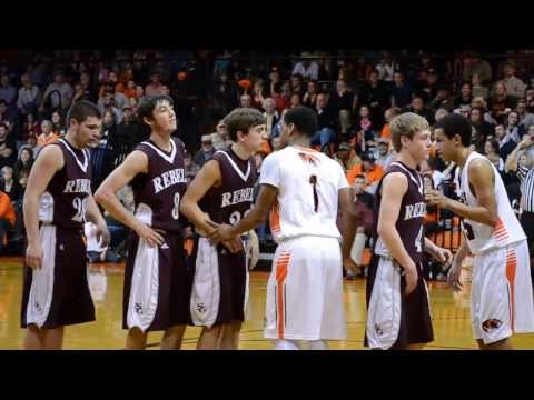 South Greene High School - Boy's Basketball Sub-State 2014 HD