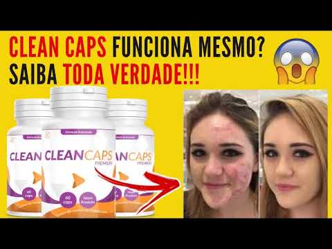 clean caps como usar