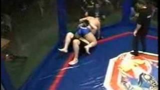 Bogdan Khmelnitsky MMA fight