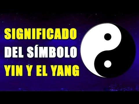 Significado del Simbolo Yin y El Yang