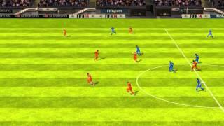 FIFA 14 iPhone/iPad - Harpurhey City vs. Esbjerg fB