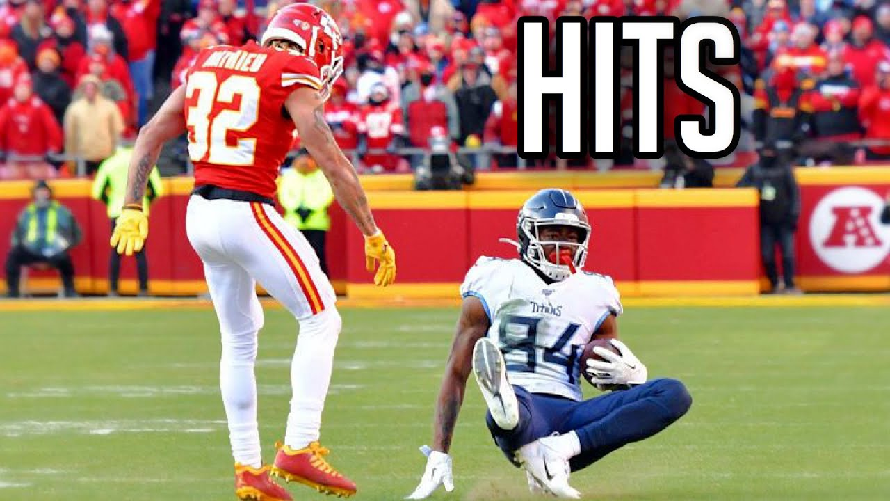 NFL Biggest Hits of The 2019-2020 Season || HD Part 3